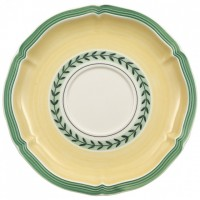 French Garden Fleurence breakfast cup saucer