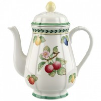 French Garden Fleurence coffee pot