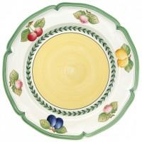 French Garden Fleurence dinner plate