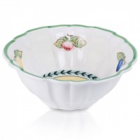 French Garden Fleurence sculpted bowl
