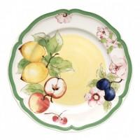 French Garden Menton breakfast plate