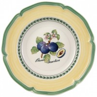 French Garden Valence soup plate