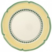 French Garden Vienne dinner plate