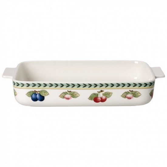 French Garden Rectangular Baking Dish 30x20 cm
