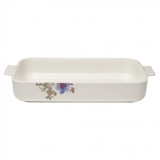 Mariefleur Gris Basic Rectangular Baking Dish 34x24cm