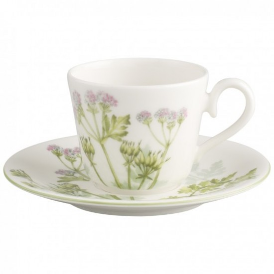 Althea Nova Mokka/Espresso Cup with Saucer