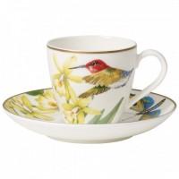 Amazonia Anmut Mokka/Espresso Cup with Saucer Set 12 pcs