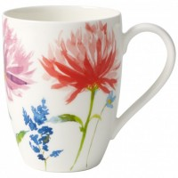 Anmut Flowers Tea/Coffee Mug with Handle