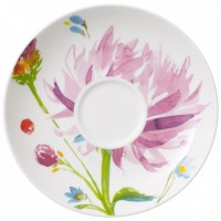 Anmut Flowers Coffee Cup Saucer 15 cm