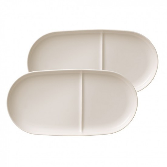Soup Passion Ceramic Trays 2 pcs Set