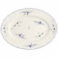 Vieux Luxembourg Oval Plateau 36 cm