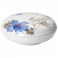 Mariefleur Gris Gifts Decorative Container 11 cm