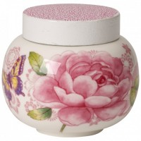 Rose Cottage Sugar Bowl