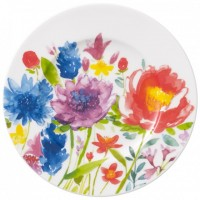Anmut Flowers Bread Plate 16 cm