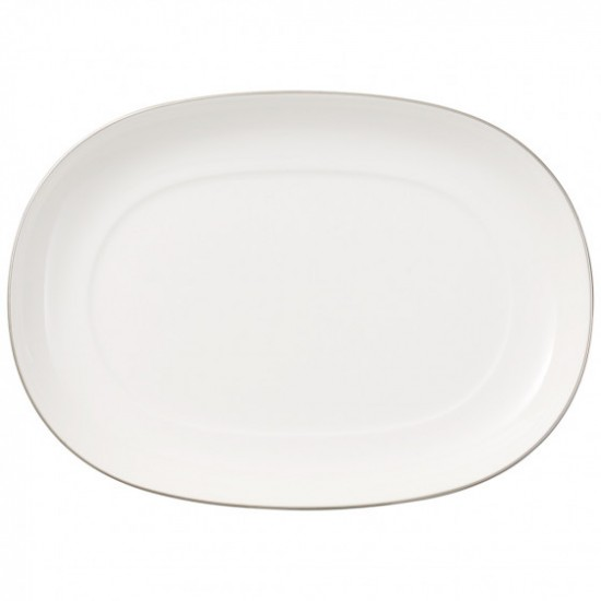 Anmut Platinum No.1 Side Plate 20 cm