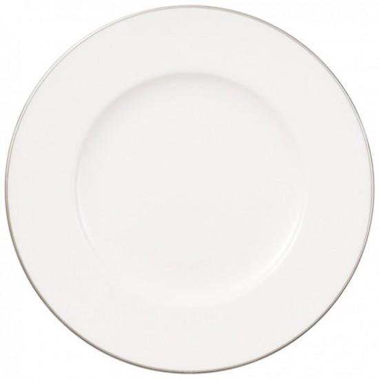 Anmut Platinum No.1 Bread Plate 16 cm