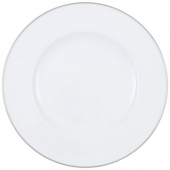 Anmut Platinum No.1 Plate 27 cm
