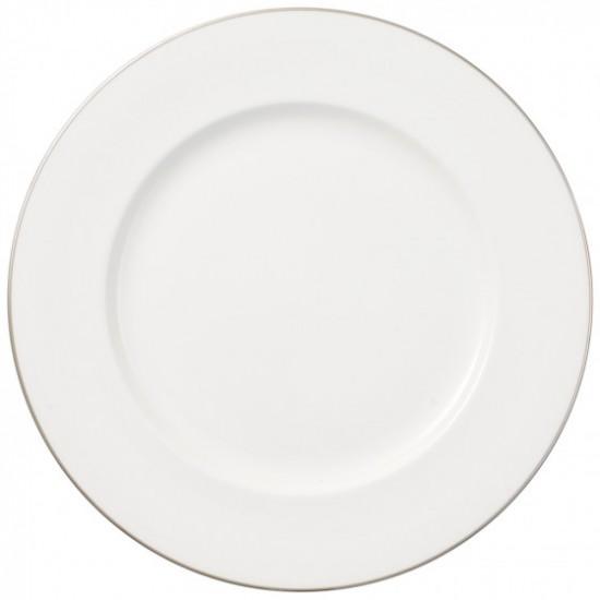 Anmut Platinum No.1 Round Platter 32 cm