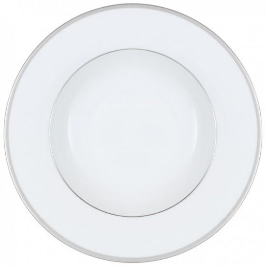 Anmut Platinum No.2 Soup Plate 24 cm