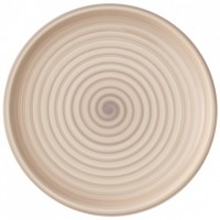 Artesano Nature Beige Breakfast Plate 22 cm