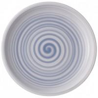 Artesano Nature Bleu Bread Plate 16 cm