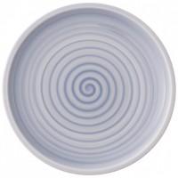 Artesano Nature Bleu Breakfast Plate 22 cm