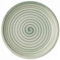 Artesano Nature Vert Bread Plate 16 cm
