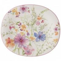 Mariefleur Basic Oval Breakfast Plate 23 x 19 cm