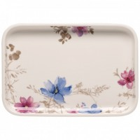Mariefleur Gris Basic Rectangular Serving Dish 32 x 22 cm
