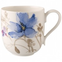Mariefleur Gris Basic Tea/Coffee Mug with Handle