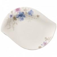 Mariefleur Gris Serve & Salad Flat Bowl 34 cm