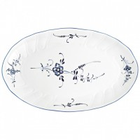 Vieux Luxembourg Sauceboat Saucer 24 cm