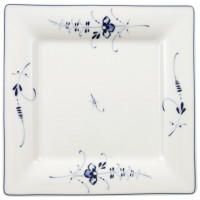 Vieux Luxembourg Square Breakfast Plate 21 cm