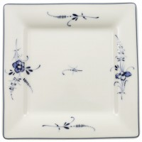 Vieux Luxembourg Small Square Plate 16 cm