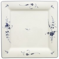 Vieux Luxembourg Square Plate 27 cm