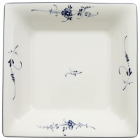 Vieux Luxembourg Square Soup Plate 22 cm