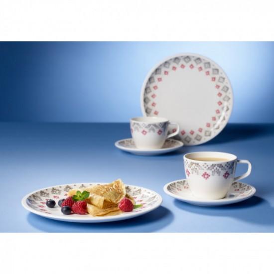Artesano Montagne Breakfast Set for Two 6 pcs