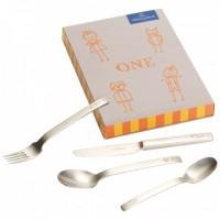 One Children Cutlery Set 4pcs