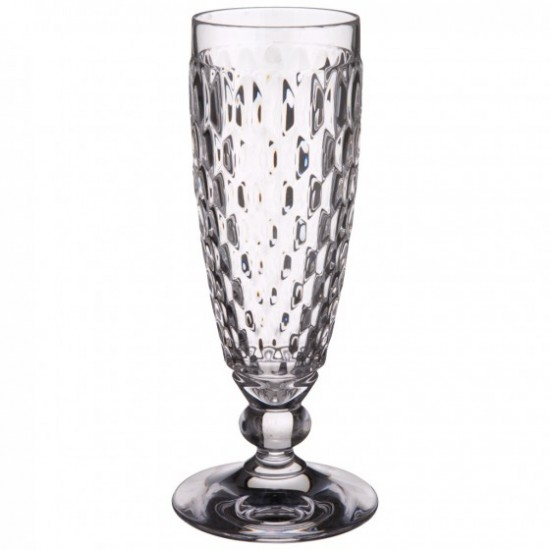 Boston Champagne Flutes Set