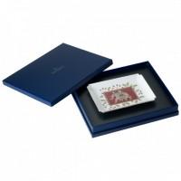 Samarkand Rubin Gifts Decorative Plate 17 x 13 cm