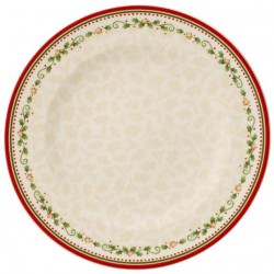 Winter Bakery Delight Dinner Plate : Falling Star