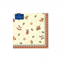 Your lunch napkins Toys scatter motifs