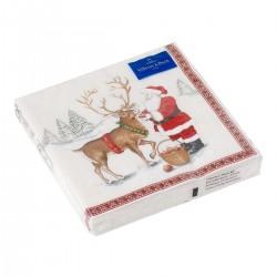 'Winter Specials' Napkins Lunch 'Reindeer' 20 pcs.