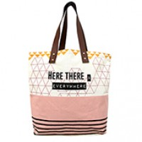 Arm Candy Here, There and everywhere Tote Bag
