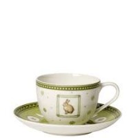 Farmers Spring  Coffee/tea cup & saucer 2 pcs