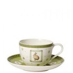 Farmers Spring  Coffee/tea cup & saucer 2 pcs