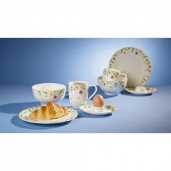 Spring Awakening Breakfast for 2 , set 8 pcs
