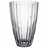 Light&Flowers clear Tulip vase