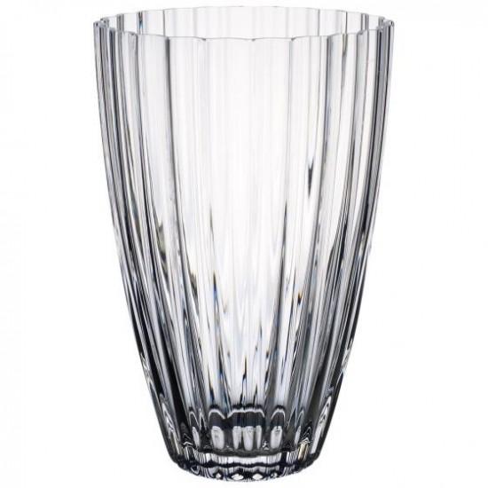 Light&Flowers clear Tulip vase