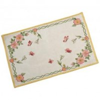 Spring Fantasy New Flowers Gobelin Placemat  32x48cm